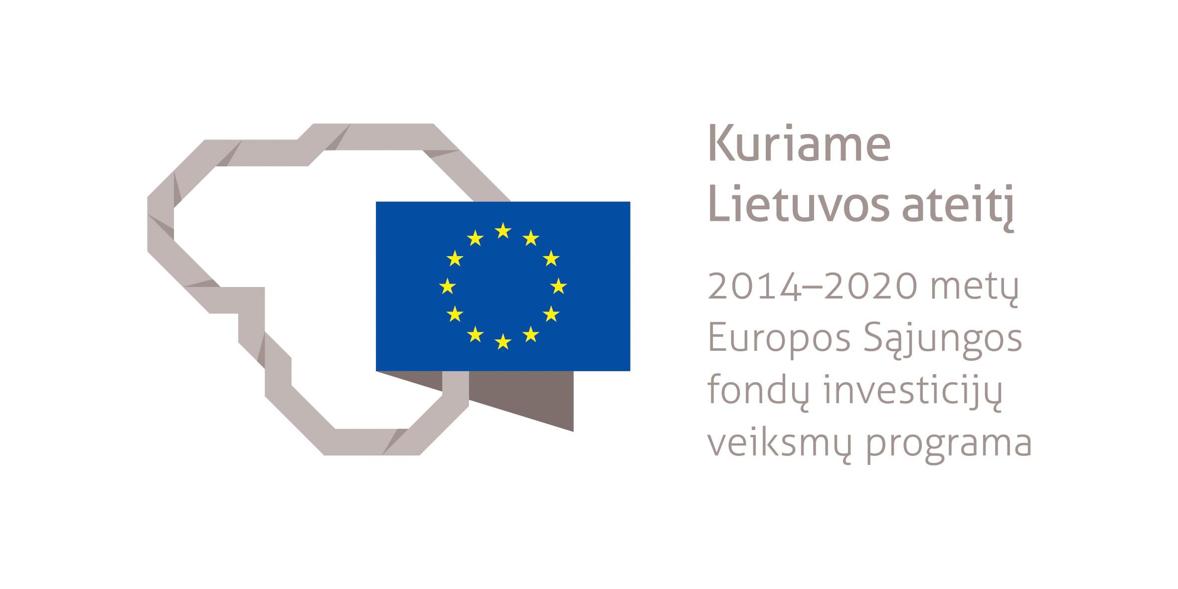 Europos sąjungos fondų investicijų veikimo programa