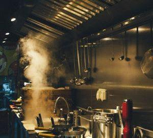 riebalu skirtuvas virtuveje