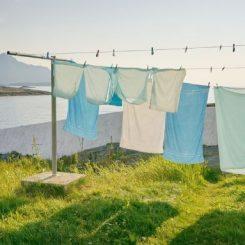 Lietaus vandens magija – minkšti drabužiai po skalbimo